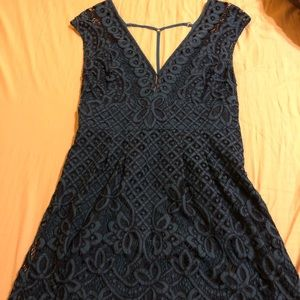 Dresses & Skirts - Free people lace dress
